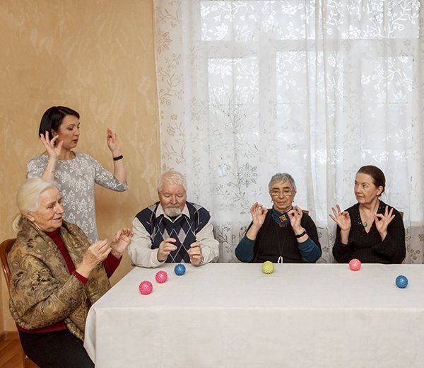 Пансион «Акулово» Senior Group -4